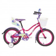 "ORBITAL SPRING KIDS 16"" - Pink / Purple"