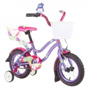 "ORBITAL SPRING KIDS 12"" - Pink / Purple"