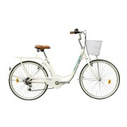 "ORBITAL CITY RIDER 26"" - Blanco"