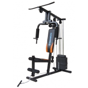 HOME GYM SA- 006 NEGRO/NARANJO