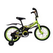 ORBITAL SUPER KIDS 16 - Negro / Verde